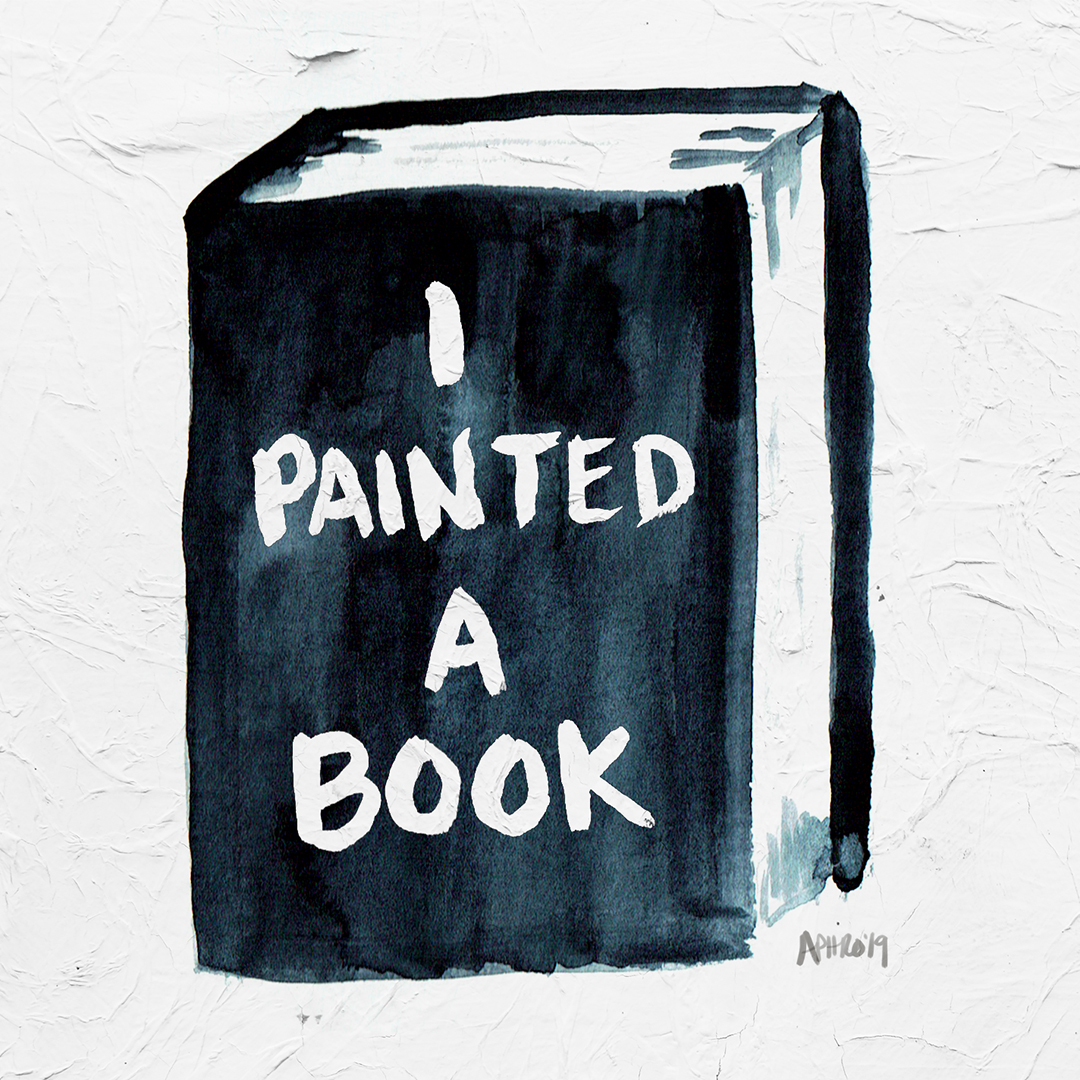 PAINTED A BOOK_sq_w